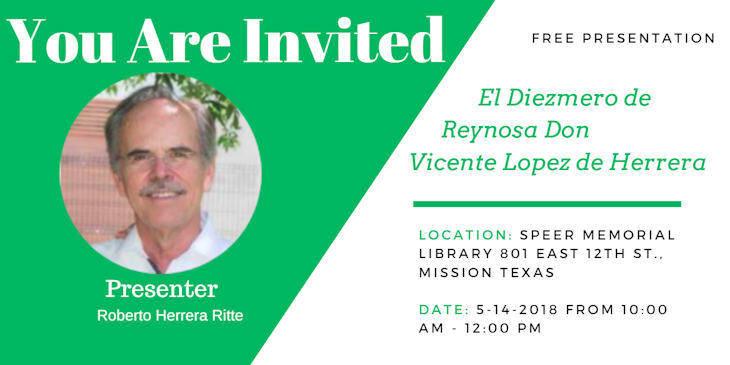 El Diezmero de Reynosa Don Vicente Lopez de Herrera