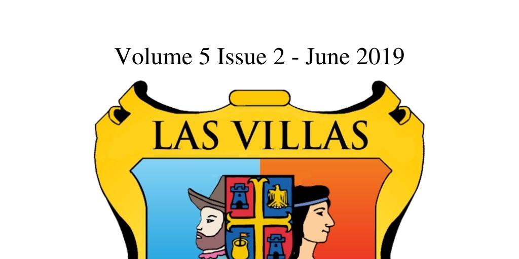 Las Villas del Norte Newsletter Volume 5 Issue 2 – June 2019