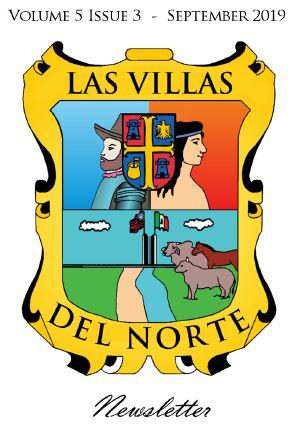 Las Villas del Norte Newsletter Volume 5 Issue 3 – September 2019